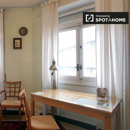 Rent this 3 bed apartment on CaixaForum Madrid in Calle Almadén, 28001 Madrid