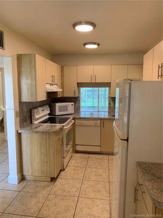 Rent this 2 bed apartment on 5901 Northwest 61st Avenue in Tamarac, FL 33319