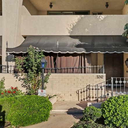 Rent this 3 bed condo on Lindley Ave in Tarzana, CA