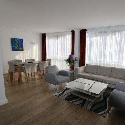 Rent this 2 bed apartment on 92 Rue du Point du Jour in 92100 Boulogne-Billancourt, France
