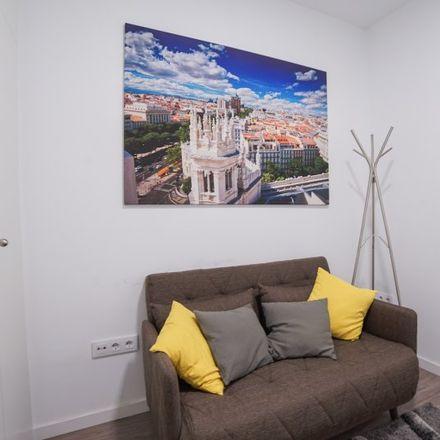 Rent this 0 bed apartment on Edificio de viviendas en Ronda de Valencia 5 in Calle de Bernardino Obregón, 28001 Madrid