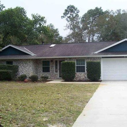 Rent this 3 bed house on 3822 Arrowhead Drive in Fort Peyton, FL 32086