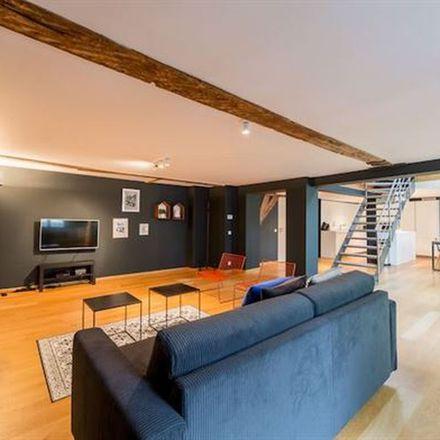 Rent this 2 bed apartment on Rue du Fossé aux Loups - Wolvengracht 11 in 1000 City of Brussels, Belgium