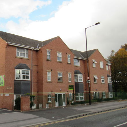 Rent this 1 bed apartment on Balby Road in Doncaster DN4 0QH, United Kingdom
