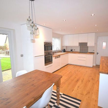 Rent this 4 bed house on Dales Close in Rushcliffe LE12 6RD, United Kingdom