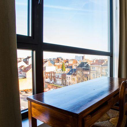 Rent this 1 bed apartment on Rue de l'Agrafe - Gespstraat 69 in 1070 Anderlecht, Belgium