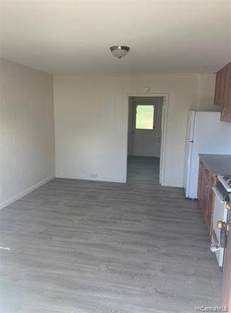 Rent this 1 bed condo on 1433 Pensacola Street in Honolulu, HI 96822