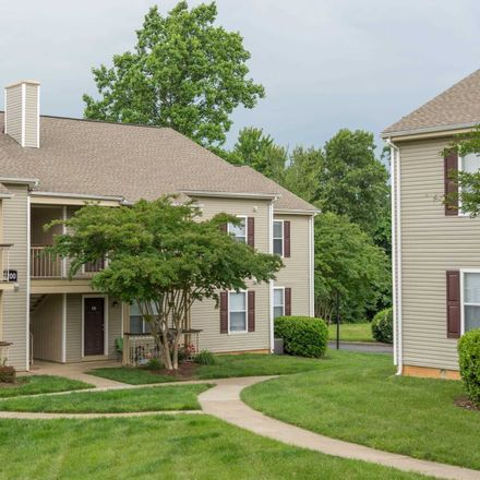 Rent this 1 bed apartment on Green Tree Road in England Run, VA 22406