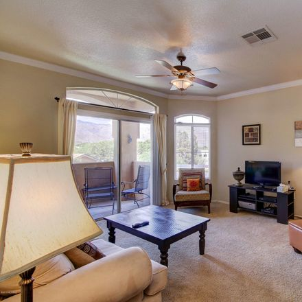 Rent this 1 bed condo on 7050 E Sunrise Dr in Tucson, AZ