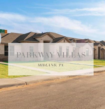 Rent this 3 bed townhouse on Railea Court in Midland, TX 79703