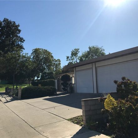 Rent this 4 bed house on 19001 Racine Drive in Irvine, CA 92603