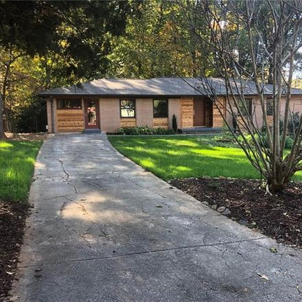 Rent this 3 bed house on 1995 Commodore Lane in Chamblee, GA 30341