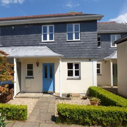 Rent this 2 bed house on The Walled Garden in Tremough TR10 9DB, United Kingdom