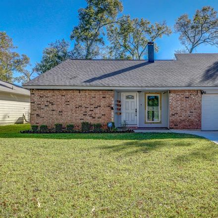 Rent this 3 bed house on 439 Vane Way in Crosby, TX