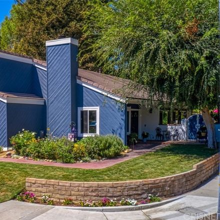 Rent this 4 bed house on 26901 Calamine Drive in Calabasas, CA 91301