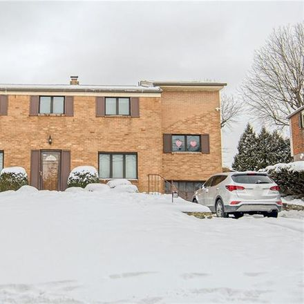 Rent this 4 bed house on 393 Faith Drive in Pleasant Hills, PA 15236