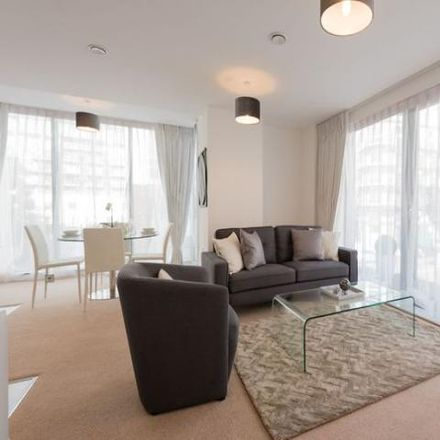 Rent this 2 bed apartment on Canon's Gate in Canons Way, Bristol BS1 5BL