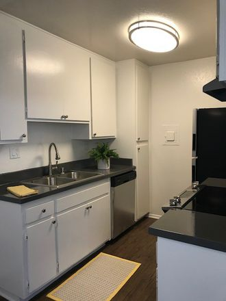 Rent this 1 bed apartment on Jack in the Box in Baker Street, Costa Mesa