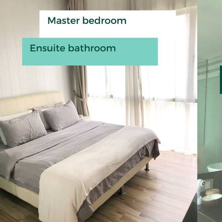 Rent this 3 bed apartment on Jalan Stesen Sentral in Brickfields, 50470 Kuala Lumpur