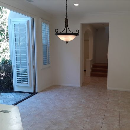 Rent this 3 bed condo on 147 Canyoncrest in Irvine, CA 92603