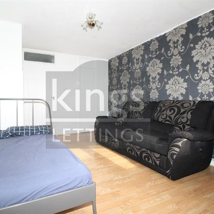Rent this 2 bed apartment on London N17 0JQ
