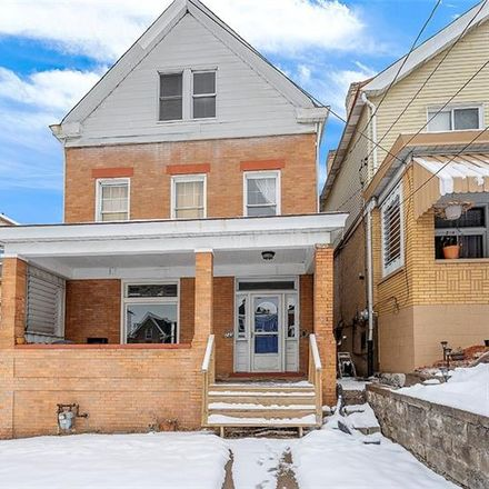 Rent this 4 bed house on 225 Trowbridge Street in Pittsburgh, PA 15207