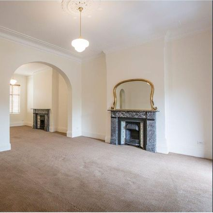 Rent this 3 bed apartment on 3/408 Moore Park Road