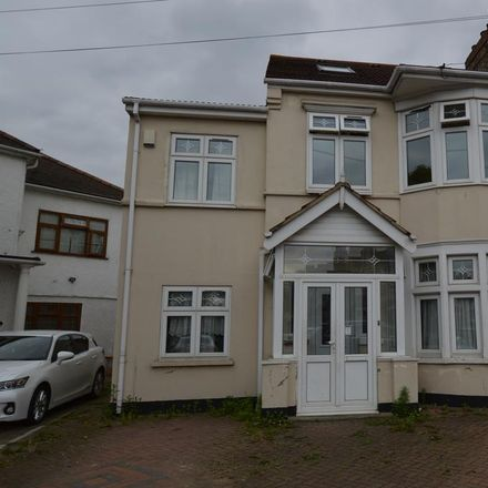 Rent this 5 bed house on Downshall Avenue in London IG3 8NB, United Kingdom