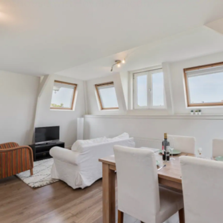 Rent this 3 bed apartment on Stadhouderskade 103-2 in 1073 AW Amsterdam, Netherlands