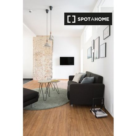 Rent this 3 bed apartment on Sickingenstraße 78 in 10553 Berlin, Germany