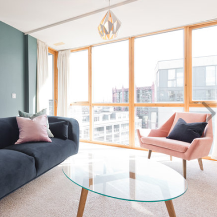 Rent this 3 bed apartment on Google Ireland Ltd in Barrow Street, South Dock ED