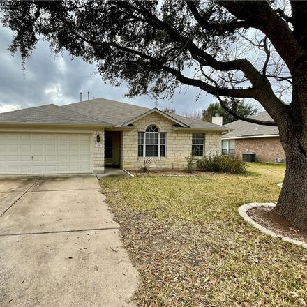Rent this 3 bed house on Round Rock Ranch Blvd in Sandy, TX