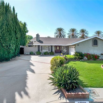 Rent this 4 bed house on 2506 Greenbrier Street in Santa Ana, CA 92706