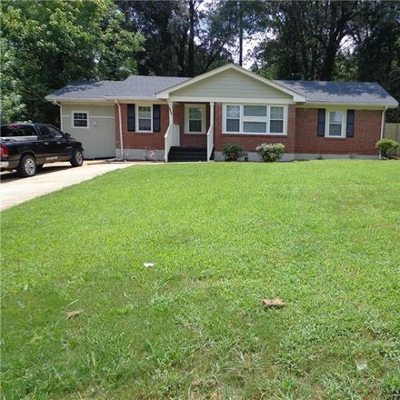 Rent this 4 bed house on 2911 Belvedere Ln in Decatur, GA