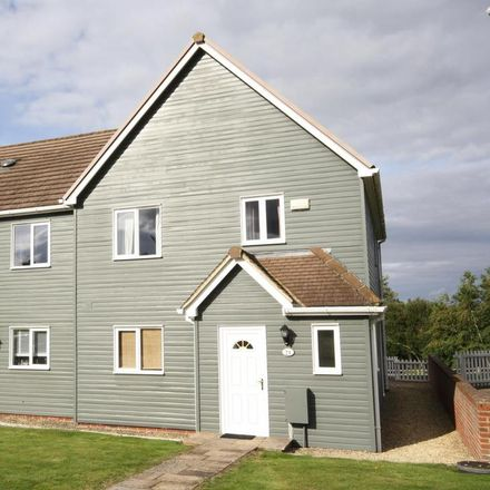 Rent this 3 bed house on Wiltshire Crescent in Royal Wootton Bassett SN4, United Kingdom