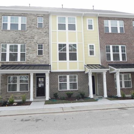 Rent this 3 bed townhouse on 312 Dove Cottage Lane in Cary, NC 27519