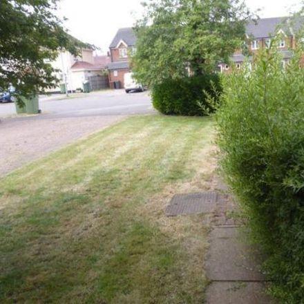 Rent this 3 bed house on Cromer Road in Wellingborough NN9 5LP, United Kingdom