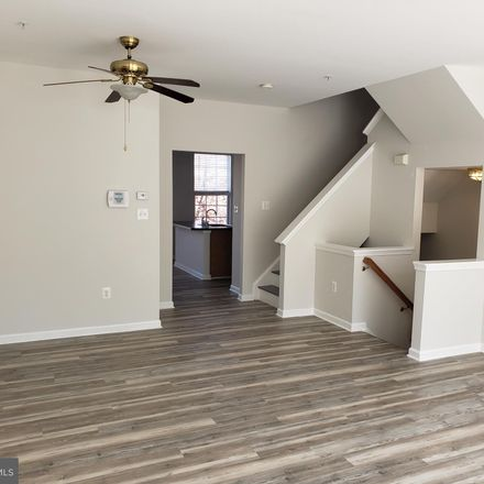 Rent this 4 bed townhouse on 110 Penwick Circle in Frederick, MD 21702