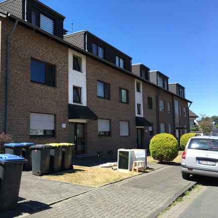 Rent this 1 bed apartment on Kranichweg 4; 4a in 46539 Dinslaken, Germany