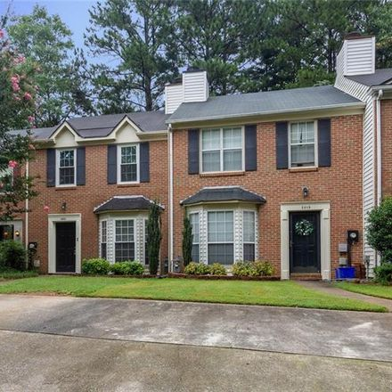 Rent this 2 bed townhouse on 2933 Lexington Trace Drive in Smyrna, GA 30080