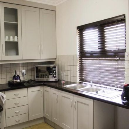 Rent this 1 bed apartment on John Mackenzie Drive in Emmarentia, Johannesburg
