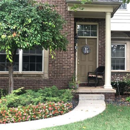 Rent this 2 bed condo on 45681 N Stonewood Rd in Canton, MI