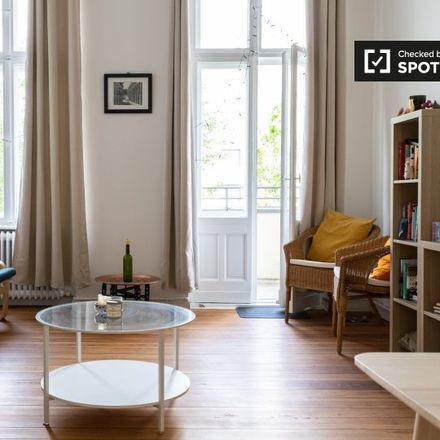 Rent this 1 bed apartment on Dharma Yoga in Kienitzer Straße 98, 12049 Berlin