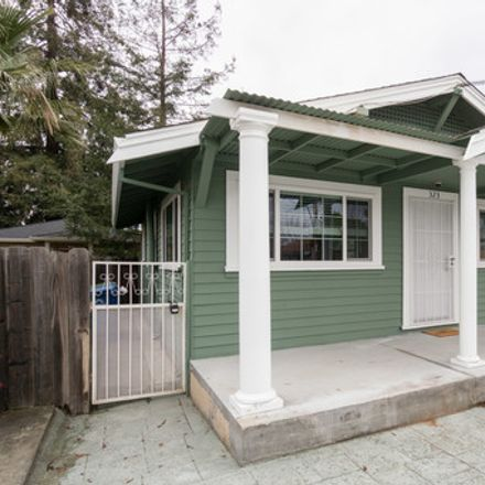 Rent this 2 bed house on 325 Rutland Avenue in San Jose, CA 95128