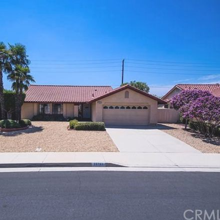 Rent this 3 bed house on 26769 Potomac Drive in Menifee, CA 92586