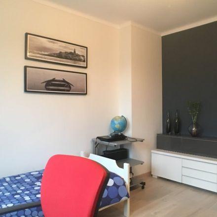 Rent this 1 bed apartment on Avenue des Anciens Combattants - Oud-Strijderslaan in 1140 Evere, Belgium