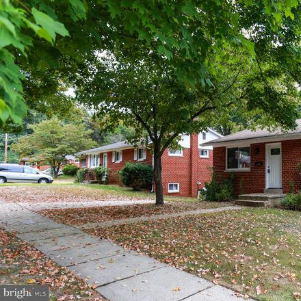 Rent this 4 bed house on 110 Hannes Street in Kemp Mill, MD 20901