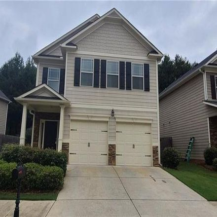 Rent this 3 bed house on 335 Alcovy Way in Woodstock, GA 30188