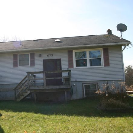 Rent this 4 bed house on 675 Main Street in Coolbaugh Township, PA 18466