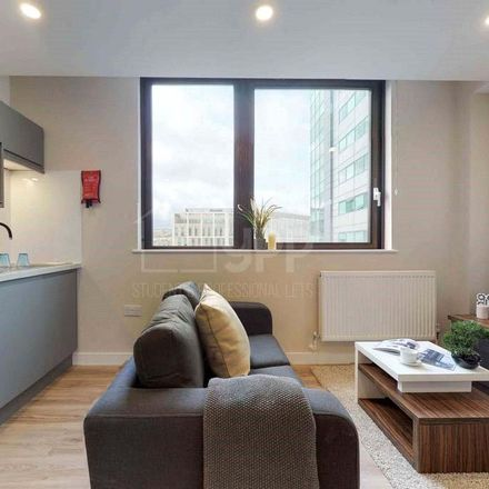 Rent this 2 bed apartment on Redvers House in Union Lane, Sheffield S1 2FU